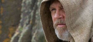 Luke Skywalker Jedi Master VII