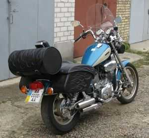 7b9ea4c2d24f Кофр на мотоцикле. Как сделать кофры на мотоцикл своими руками